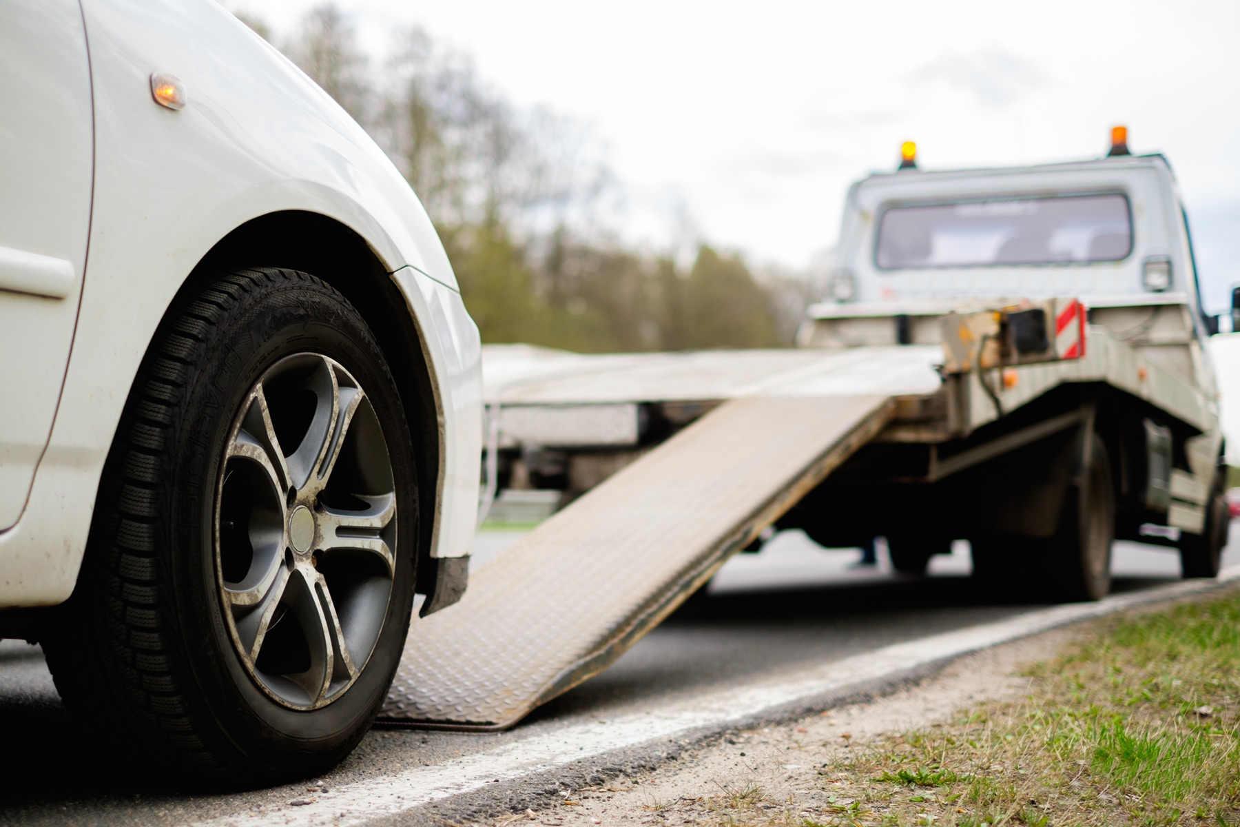 Towing Service in Ottawa - Wrecker Tow Truck Service